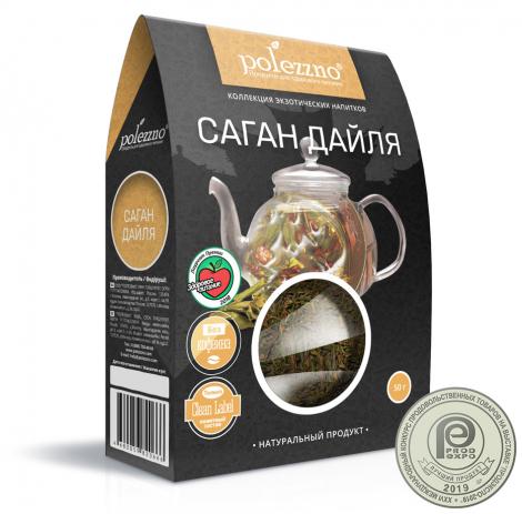 Чай Саган Дайля Полезные Свойства И Противопоказания - основные характеристики