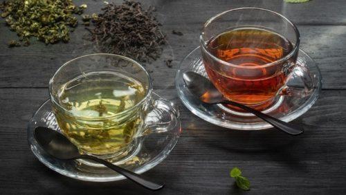 Черный И Зеленый Чай В Чем Отличие - основные характеристики