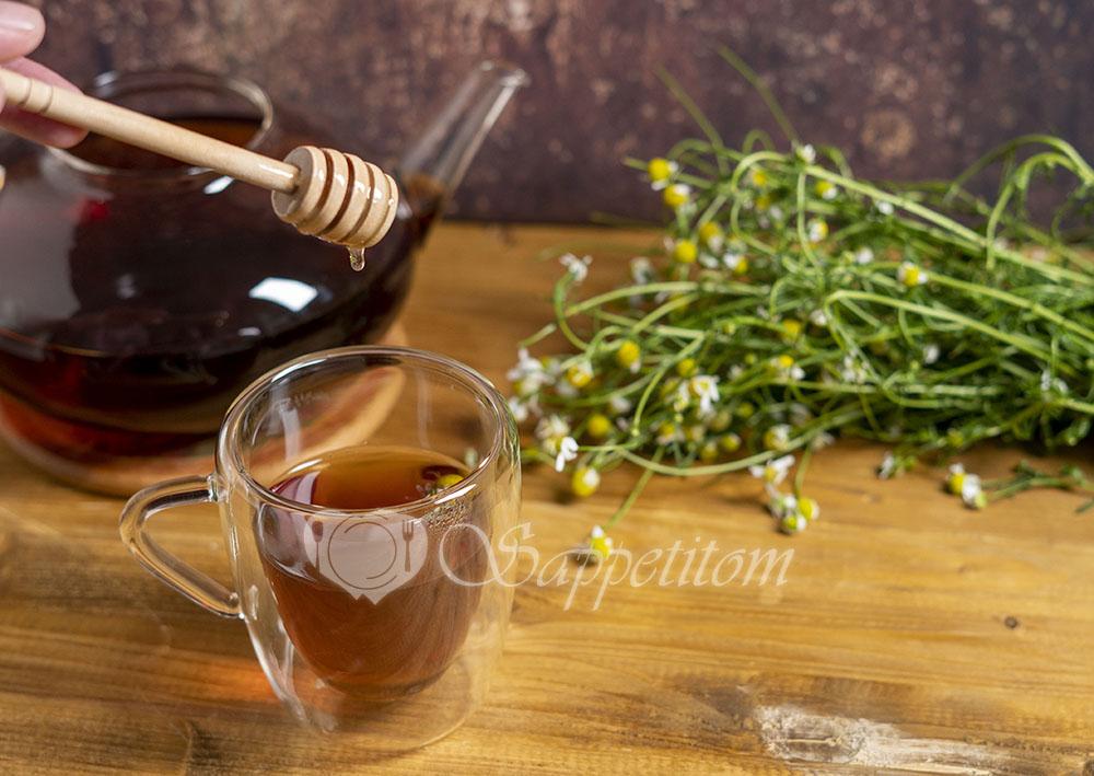 Как Приготовить Ромашковый Чай В Домашних Условиях - описание