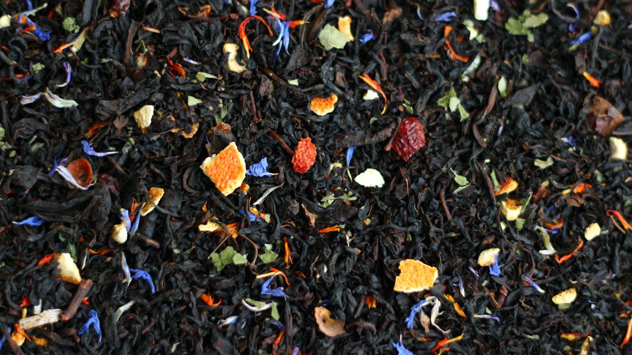 Некоторые Люди Любят Пить Ароматизированный Травяной Чай - описание
