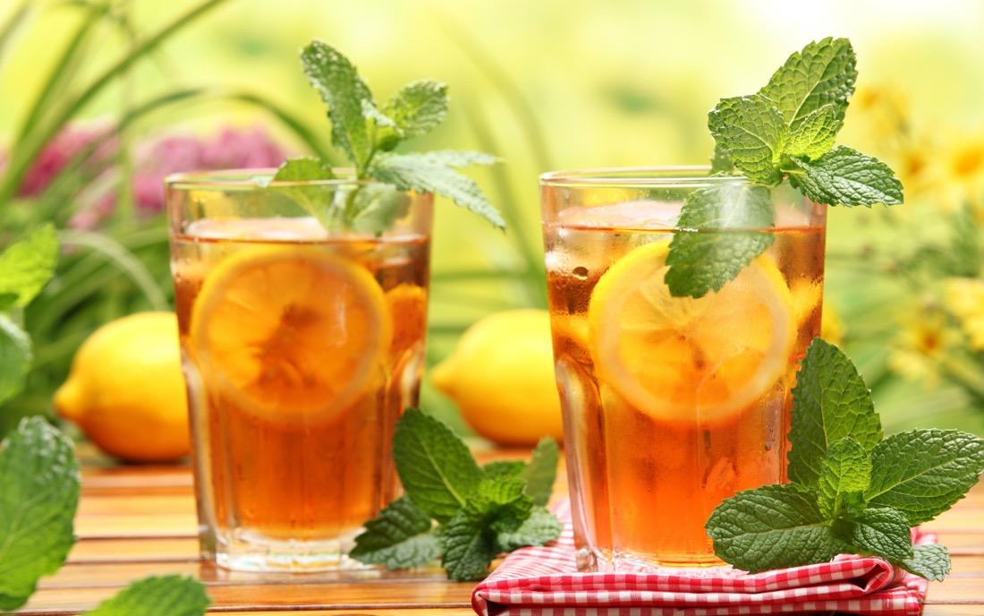 Холодный Чай В Домашних Условиях С Лимоном - основные характеристики