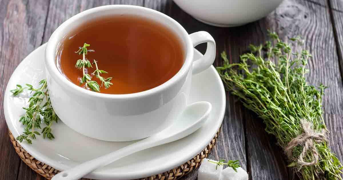 Чай С Чабрецом Польза И Вред Черный - основные характеристики