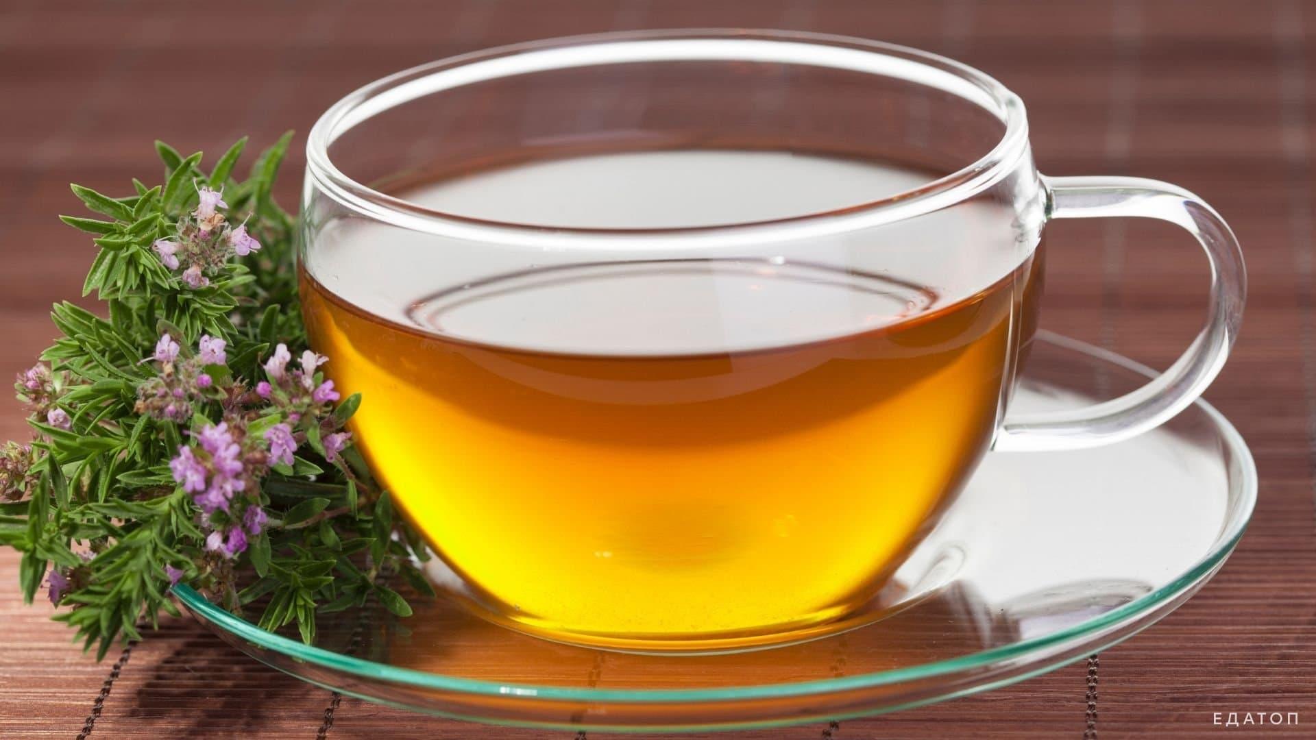 Чай С Чабрецом При Беременности Можно Ли - описание