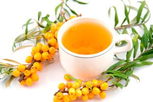 Чай Из Листьев Облепихи Польза И Вред - детально о чае