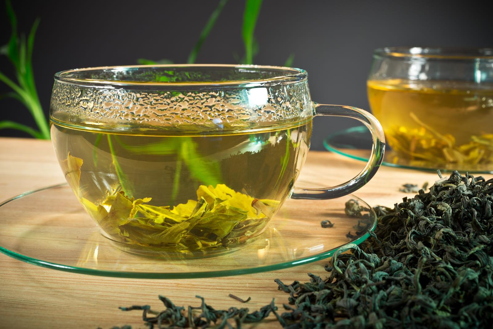 Как Правильно Заваривать Зеленый Чай В Пакетиках - детально о чае