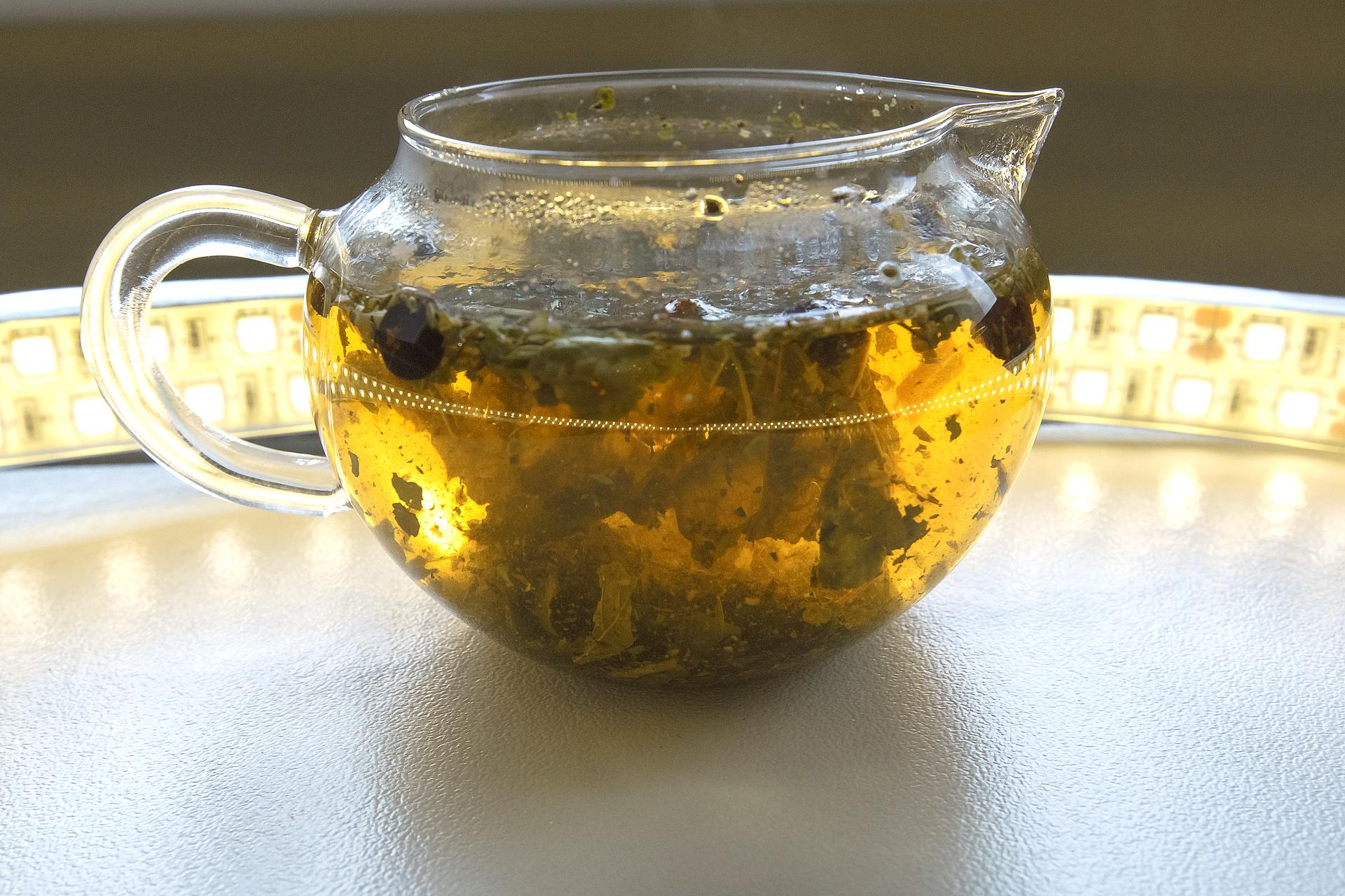 Был Заварен Травяной Чай На Столе Оказались - детально о чае