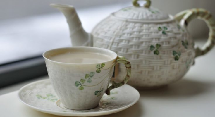 Чай Зеленый С Молоком Польза И Вред - обзор
