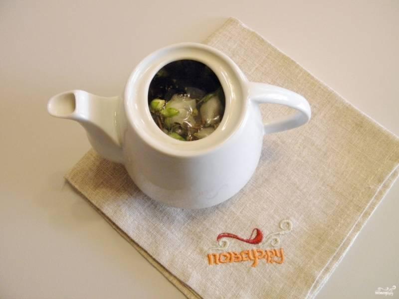 Чай С Жасмином Зеленый Польза Для Мужчин - описание и основные характеристики