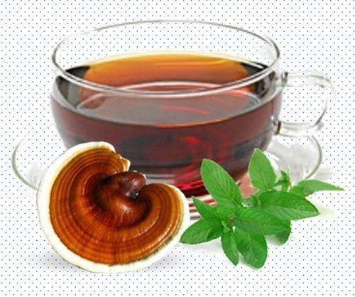 Черный Чай С Кипреем И Грибом Рейши - разбор вопроса