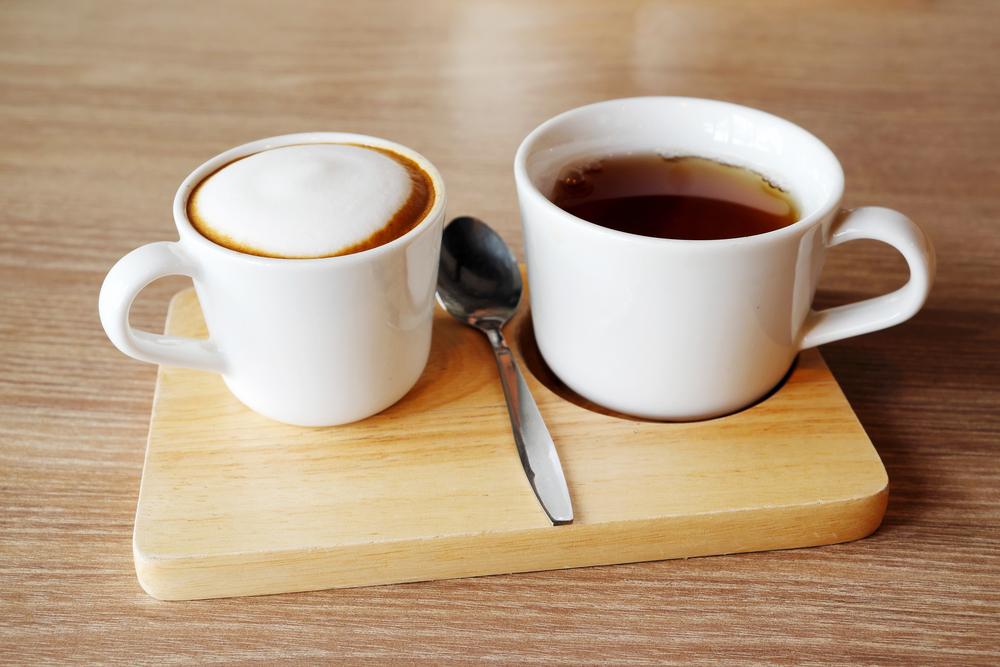 В Черном Или Зеленом Чае Больше Кофеина - описание
