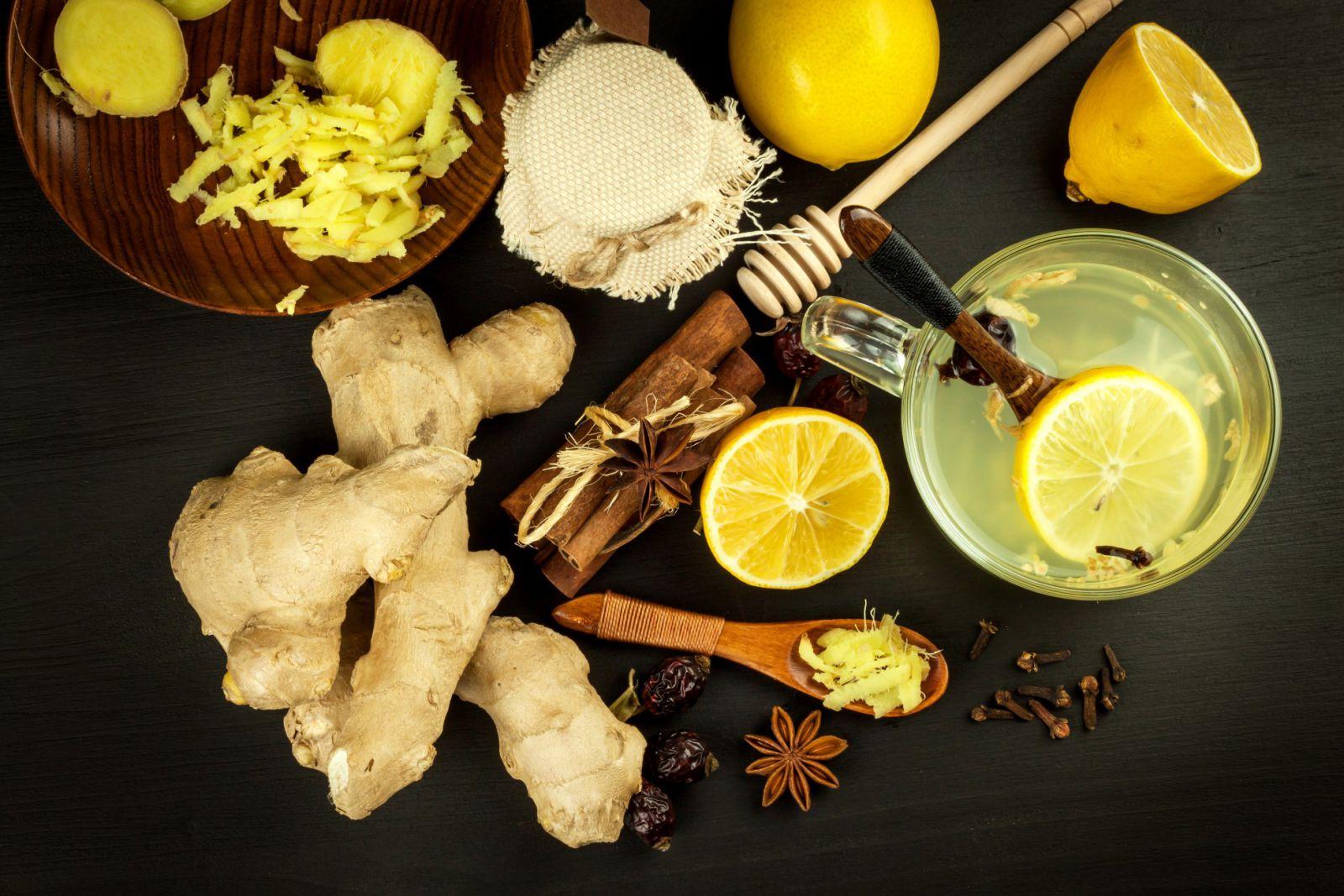 Как Приготовить Чай С Имбирем Для Похудения - советы