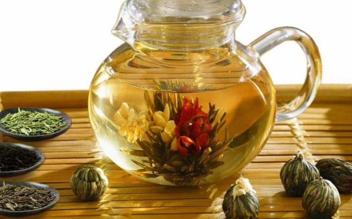 Китайский Чай Цветок Распускается В Кипятке Название - обзор