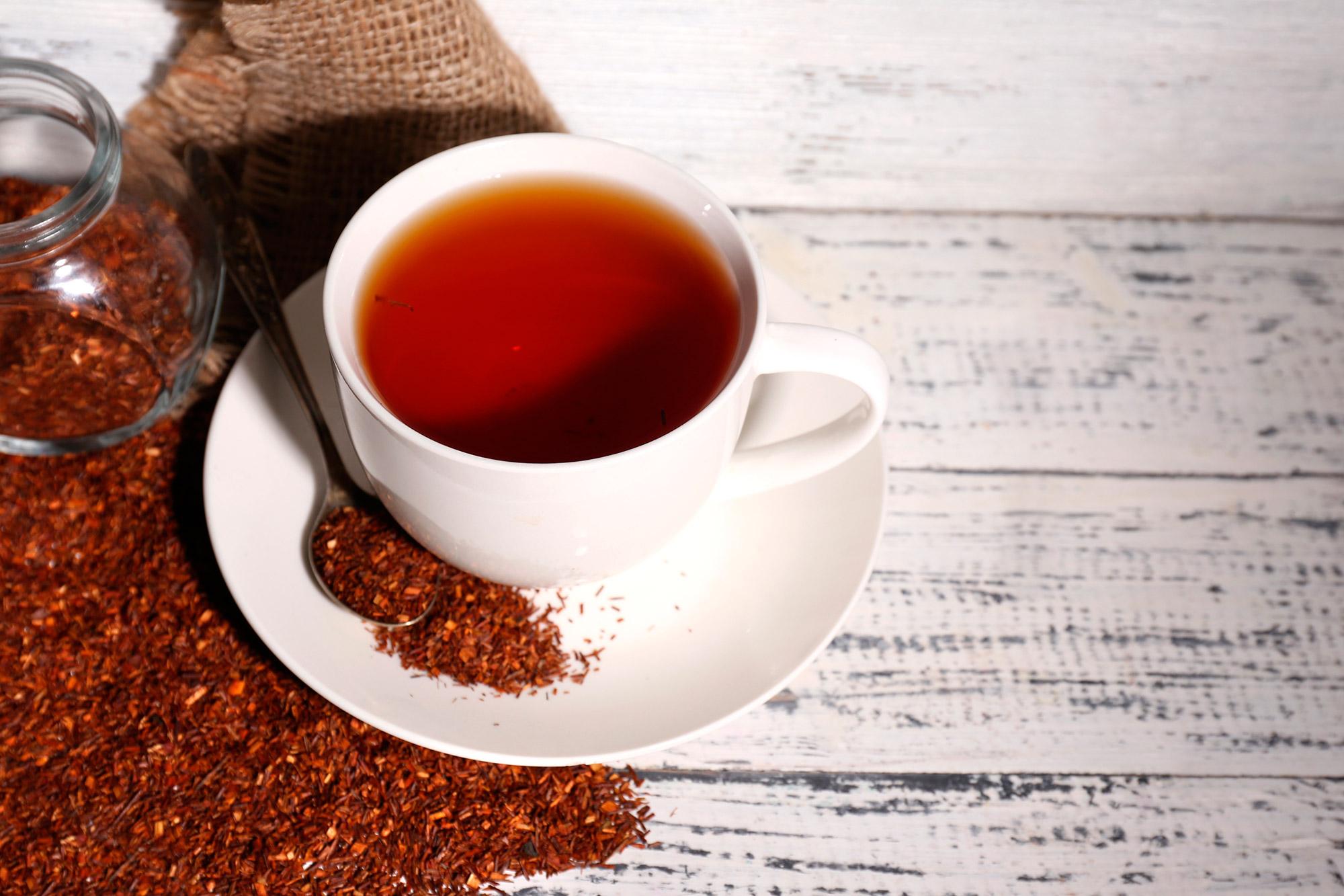 Ройбуш Чай Польза И Вред Для Женщин - описание