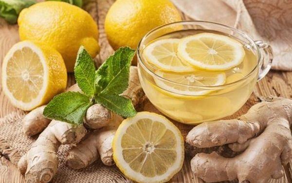 Чай С Имбирем И Лимоном Для Похудения - описание