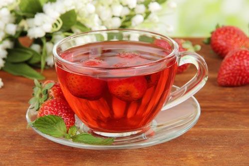Чай Из Земляничных Листьев Польза И Вред - подробнее о чае