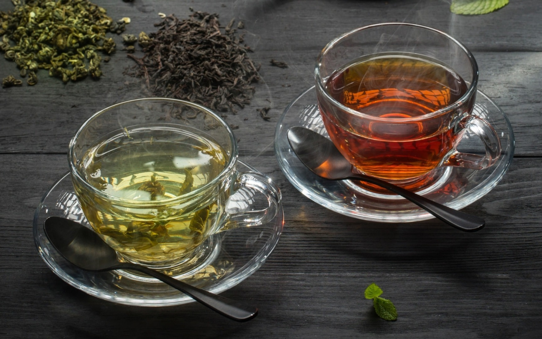 Какой Чай Бодрит Лучше Черный Или Зеленый - обзор
