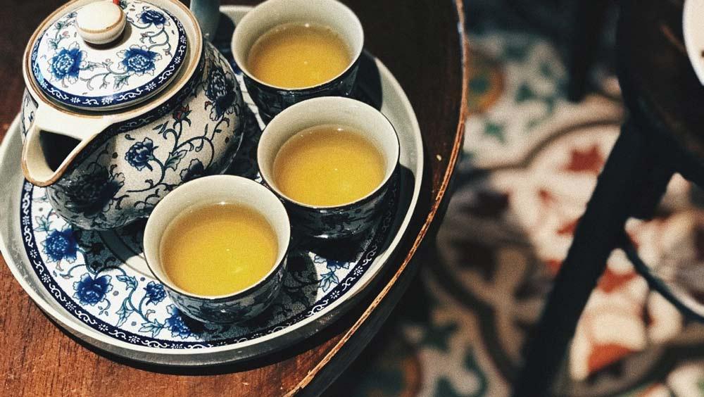 Какой Чай Лучше Пить Зеленый Или Черный - разбор вопроса
