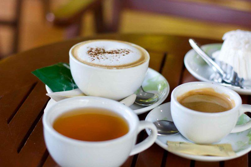 Содержание Кофеина В Черном И Зеленом Чае - основные характеристики