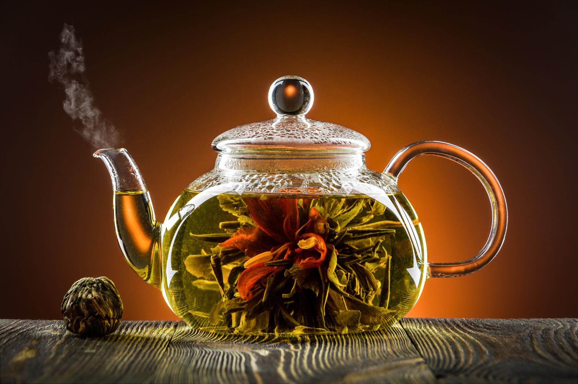 Зеленый И Черный Чай Одно И Тоже - обзор
