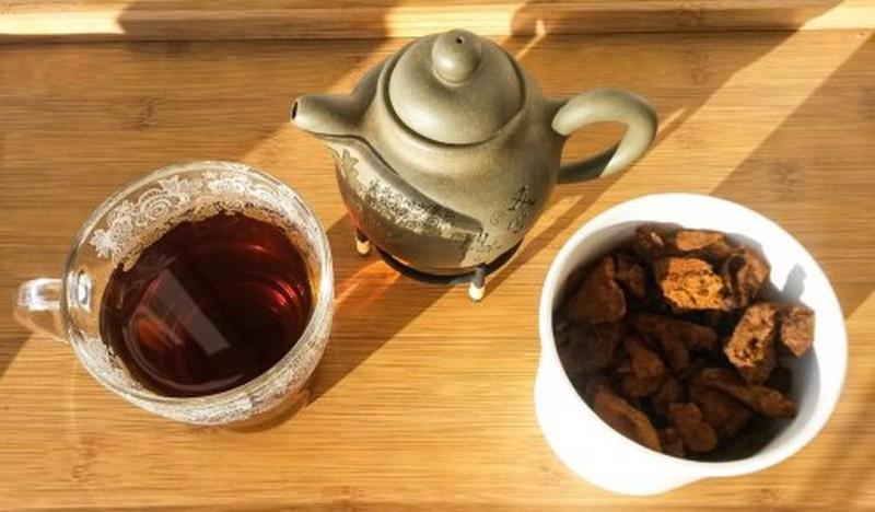Чай Из Чаги Полезные Свойства И Противопоказания - обзор