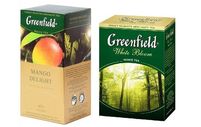 Чай Гринфилд Все Вкусы В Одной Коробке - детально о чае