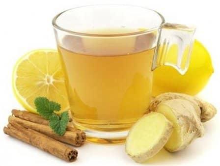 Чай С Имбирем Рецепт Приготовления В Домашних - описание
