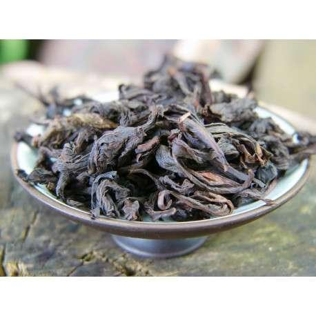 Чай Красный Халат Да Хун Пао Эффект - обзор