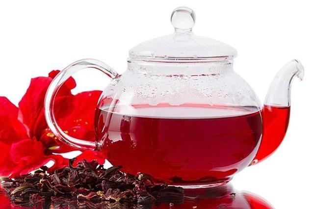 Чай Красный Завтрак Императора Каркаде Суданская Роза - обзор