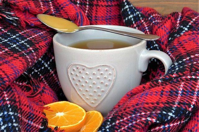 Чай С Малиновым Вареньем При Температуре Взрослому - советы