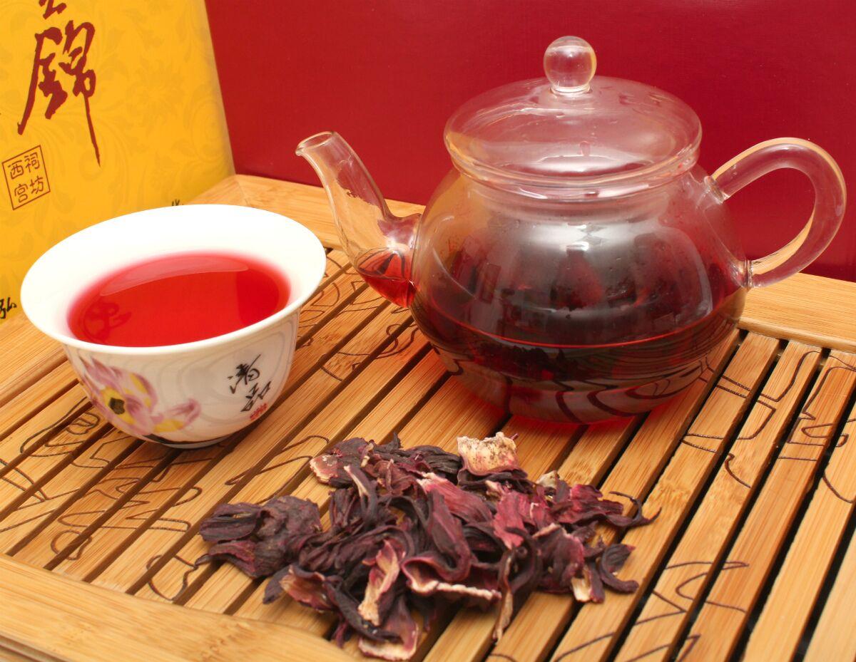 Как Правильно Заваривать Чай Каркаде Для Похудения - детально о чае