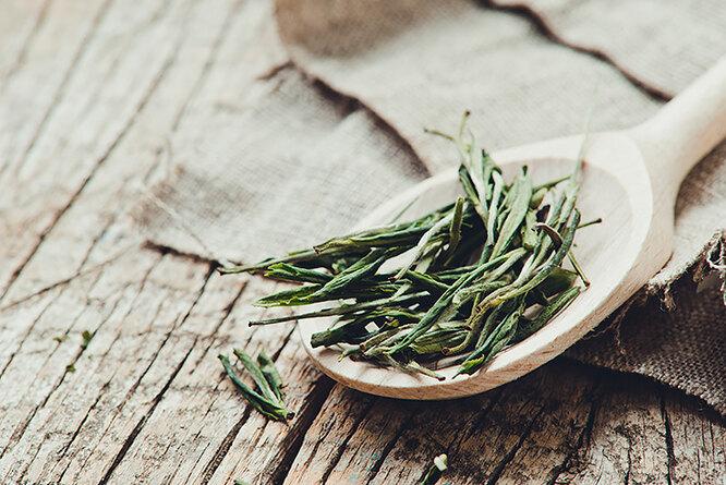 зеленый чай калорийность 200 мл