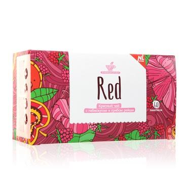 Красный Чай С Гибискусом И Грибом Рейши - советы