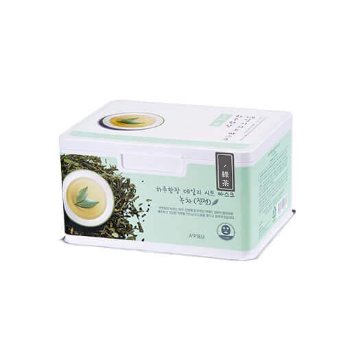 Apieu Маска Для Лица С Зеленым Чаем - основные характеристики