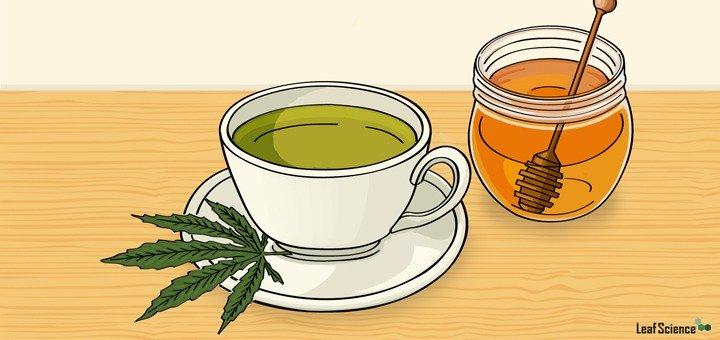 Большая Шишка Конопляный Чай Можно Ли Курить - описание и основные характеристики