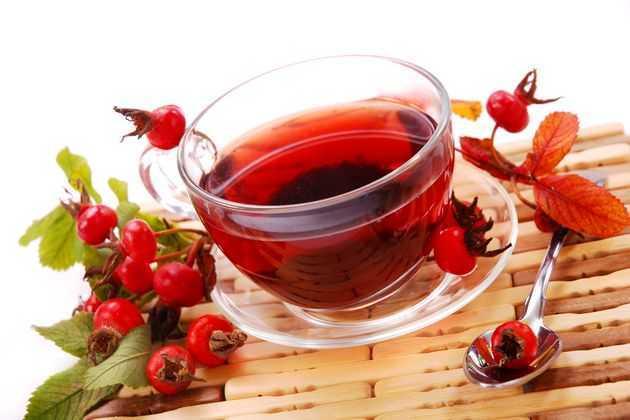 Чай Из Веточек Вишни Польза И Вред - подробнее о чае