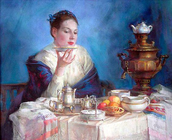Как Заваривать Чай В Самоваре На Дровах - детально о чае