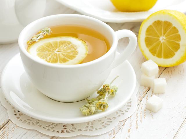 Калорийность Зеленого Чая С Лимоном Без Сахара - подробнее о чае