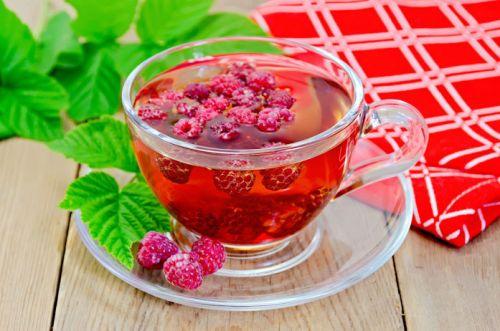 Малина Листья Полезные Свойства Чай Из Листьев - обзор