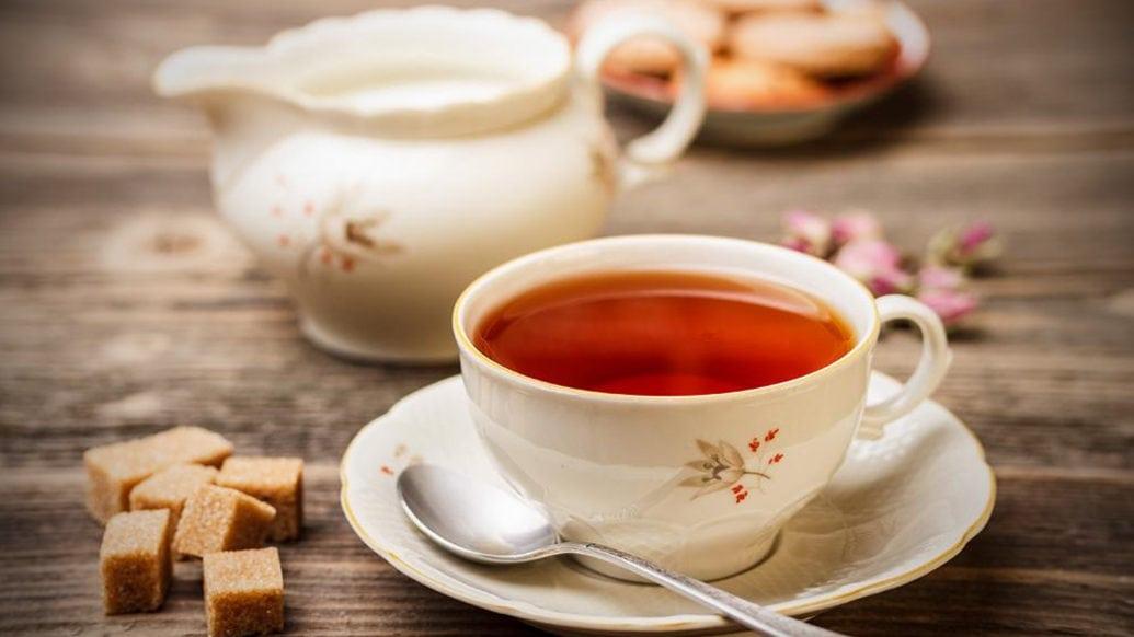 Почему В Черной Кружке Чай Остывает Быстрее - подробнее о чае