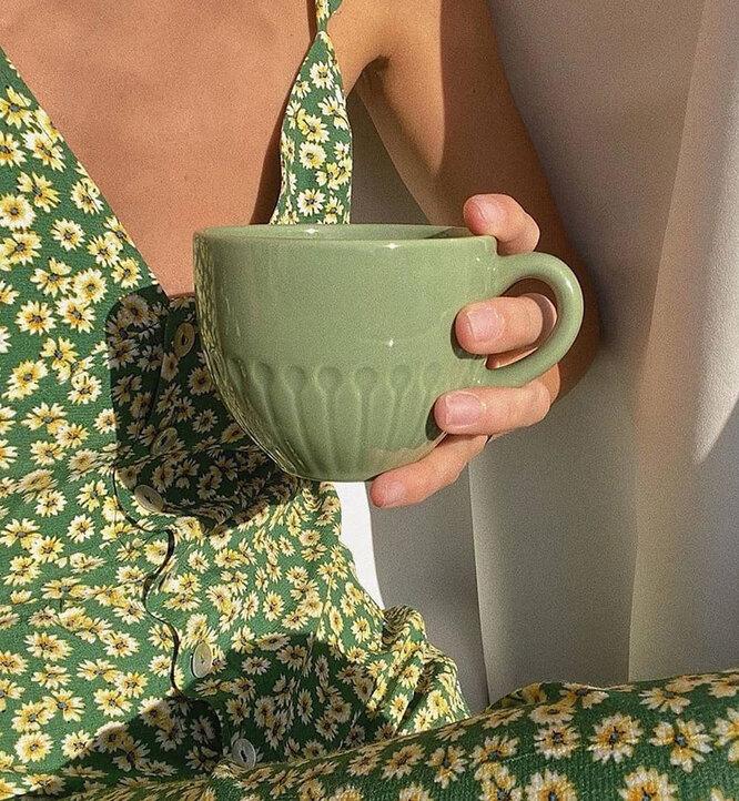 Поеданием Кубика Сахара С Горьким Черным Чаем - подробнее о чае