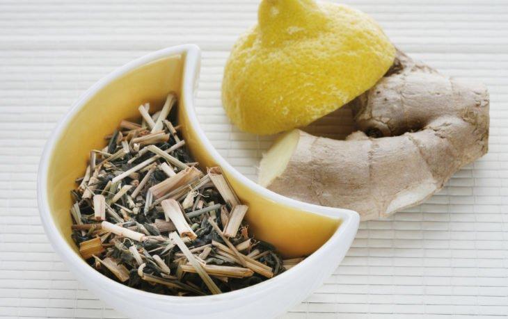 Зеленый Чай С Имбирем Польза И Вред - описание