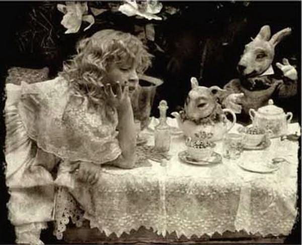 Алиса В Стране Чудес Цитата Про Чай - детально о чае