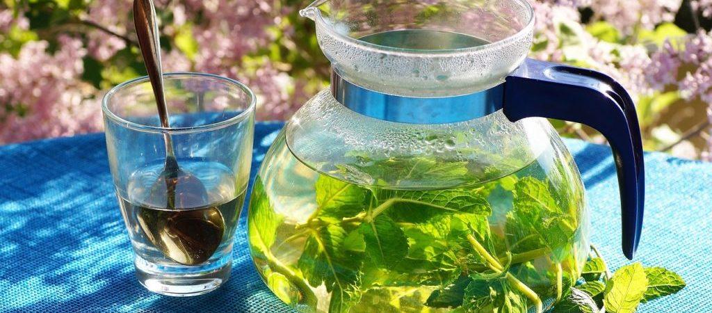 Чай С Имбирем И Мятой Как Заваривать - обзор