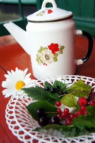 Чай Из Мяты Мелиссы И Черной Смородины - основные характеристики