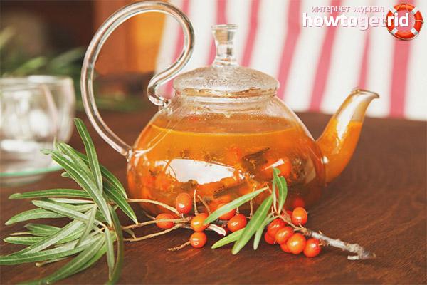 Чай С Облепихой Рецепты Как Заваривать Дома - основные характеристики