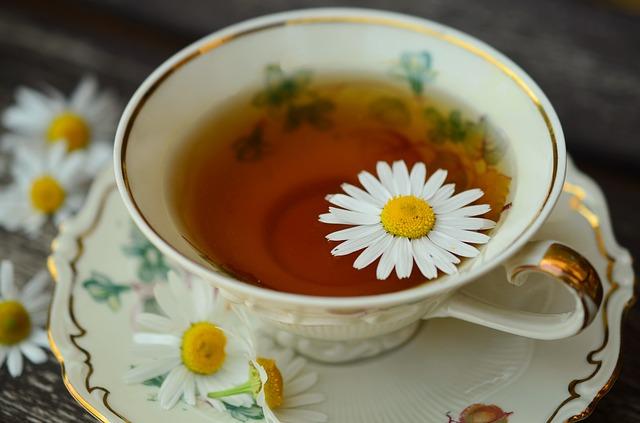 Горячий Чай С Имбирем Медом И Лимоном - подробнее о чае