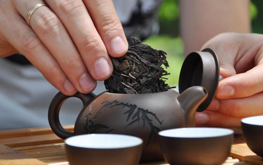 Как Правильно Заваривать Черный Чай В Чайнике - детально о чае