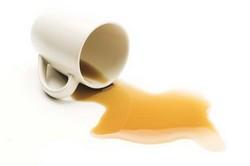 Как Убрать Капли Чая С Белой Одежды - разбор вопроса