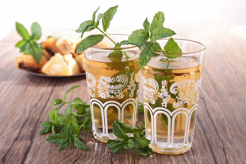 Марокканский Чай Рецепт С Корицей И Апельсином - описание