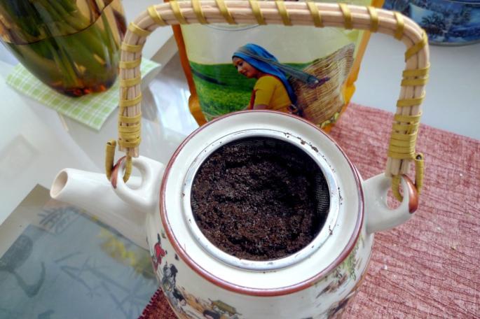 Цейлонский Чай Из Шри Ланки Крупнолистовой Mlesna - обзор